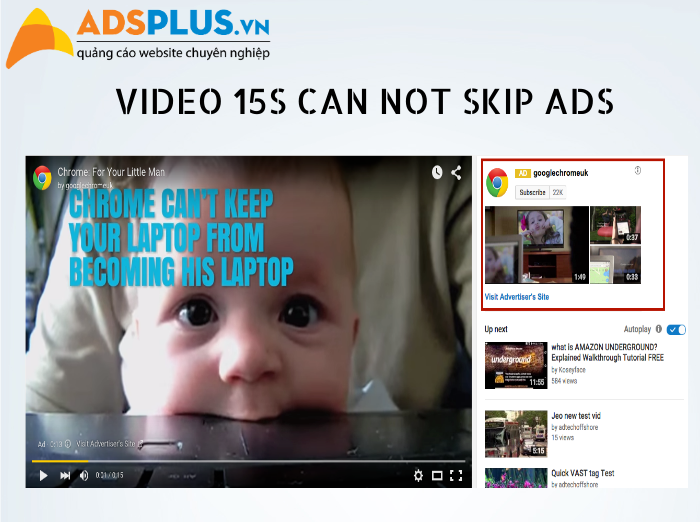 bảng giá quảng cáo trên youtube 02