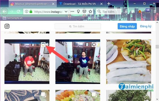 cach download video tu instagram 2