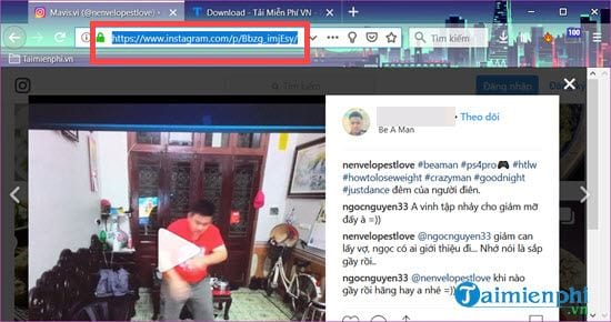 cach download video tu instagram 3