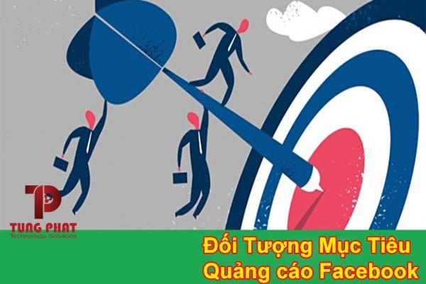 đối tượng mục tiêu facebook ads