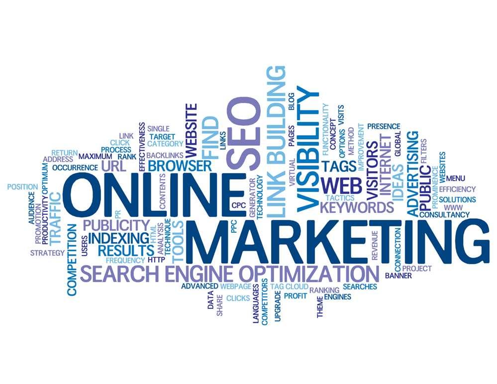 Các hình thức marketing online phổ biến nhất hiện nay