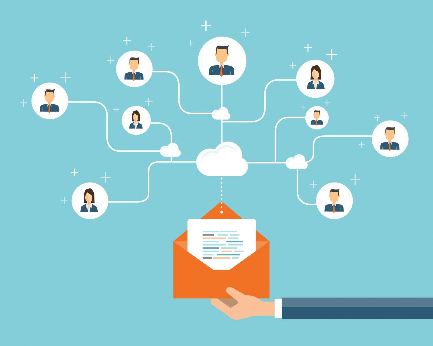 4 lợi ích của thư điện tử email marketing - Webvocuc.com