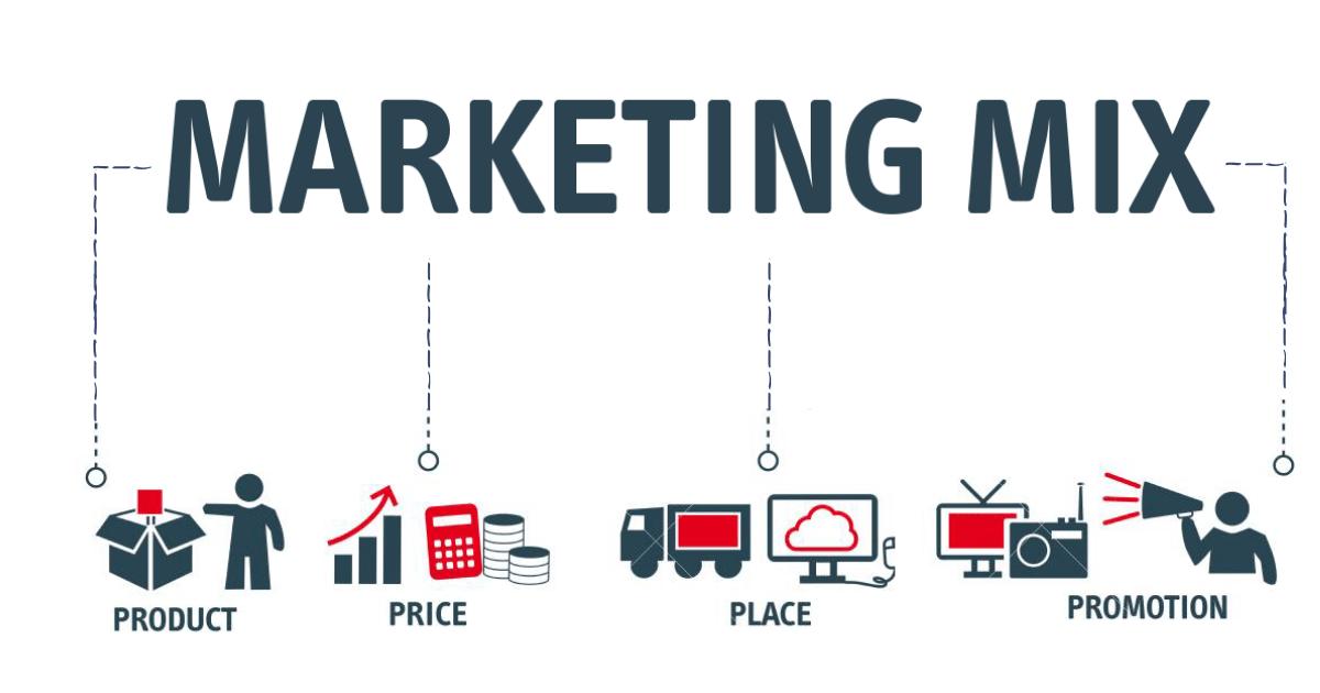 Marketing Mix là gì? vai trò của marketing mix đối với doanh ...