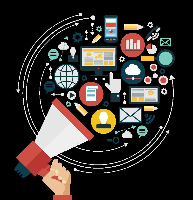 Các công cụ marketing của website thiết kế bởi nhanh.vn