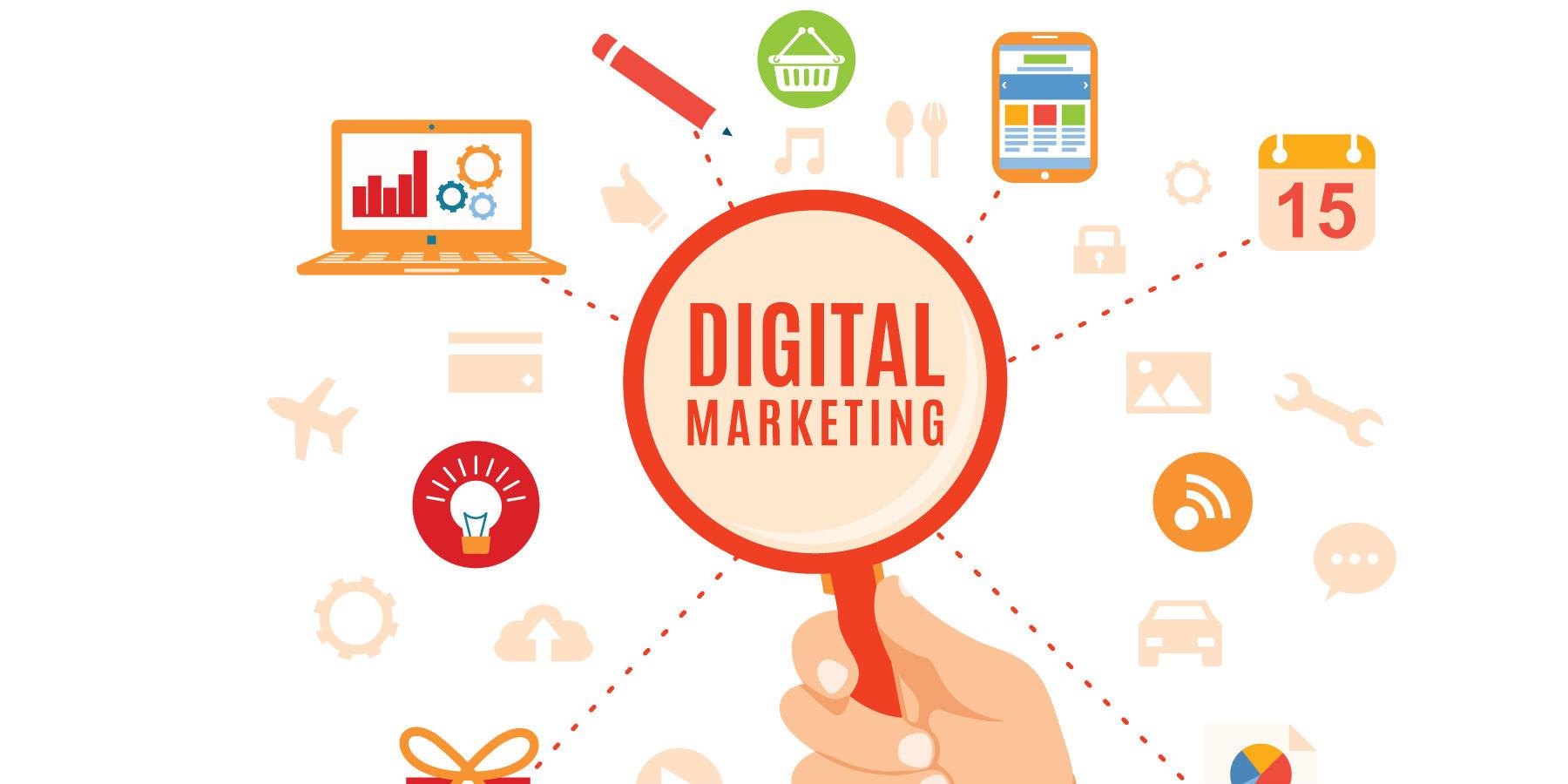 Digital Marketing là gì? Tổng quan về Digital cho người bắt đầu ...