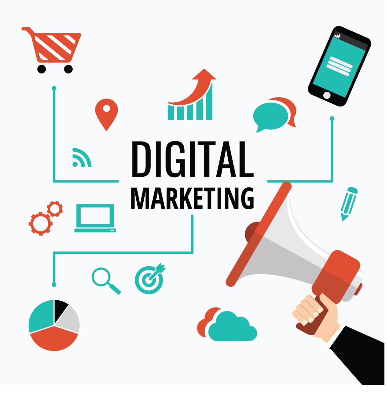 Digital Marketing là gì ? - GAJA.vn