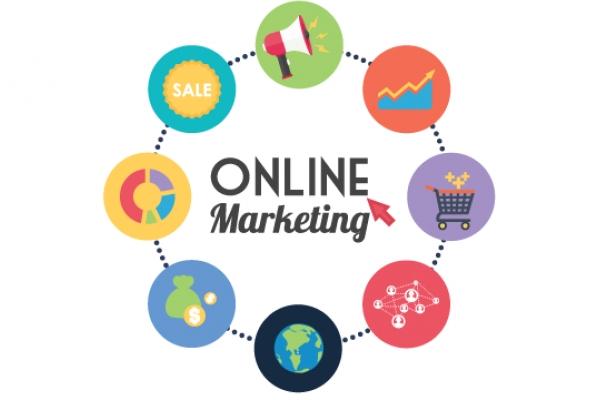 Marketing online là tiếp thị sản phẩm hay dịch vụ trên Internet