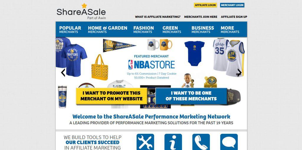 cách tạo blog kiếm tiền từ affiliate marketing