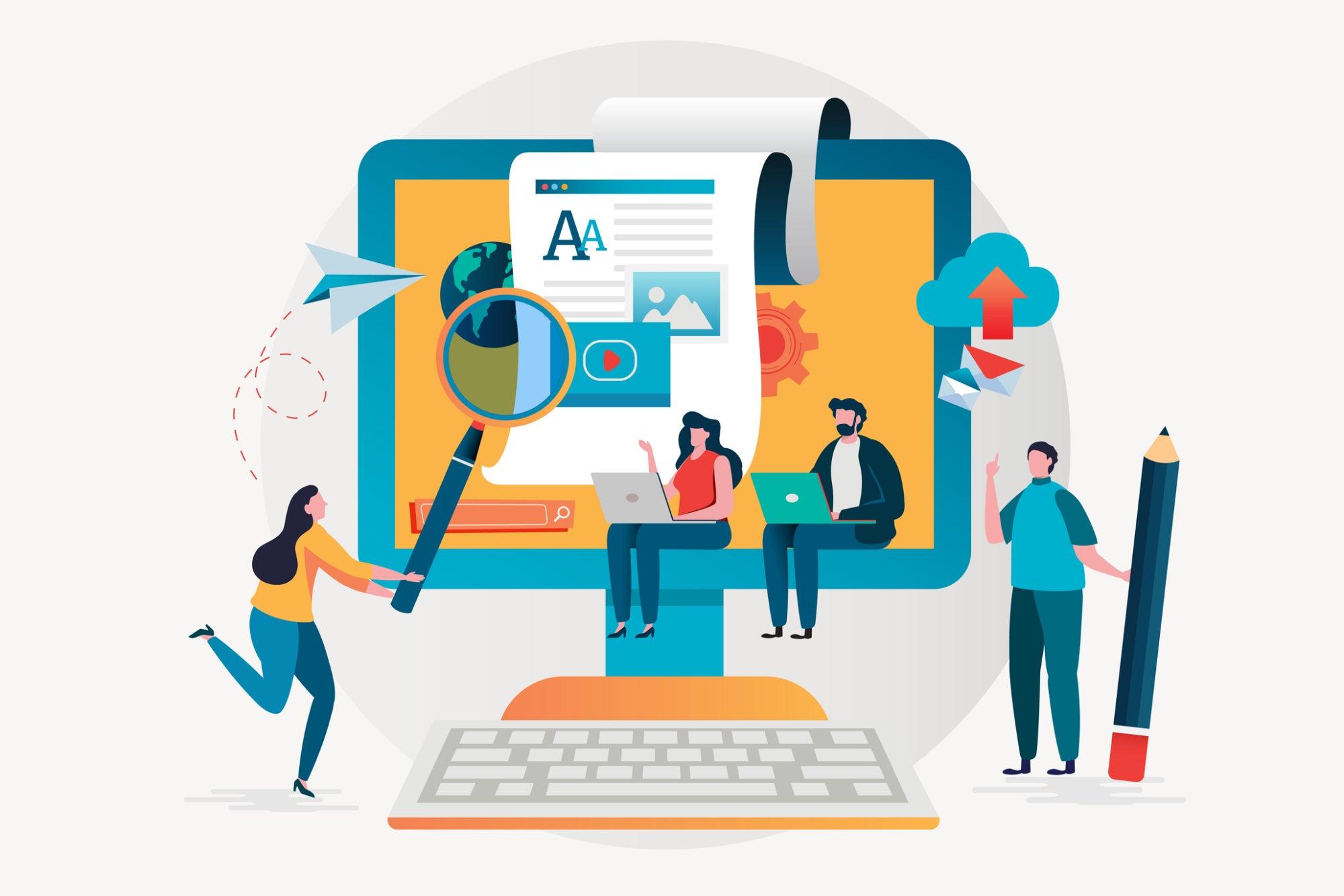 Viết content marketing như thế nào để tăng doanh số bán hàng? - Luca App  Tin tức