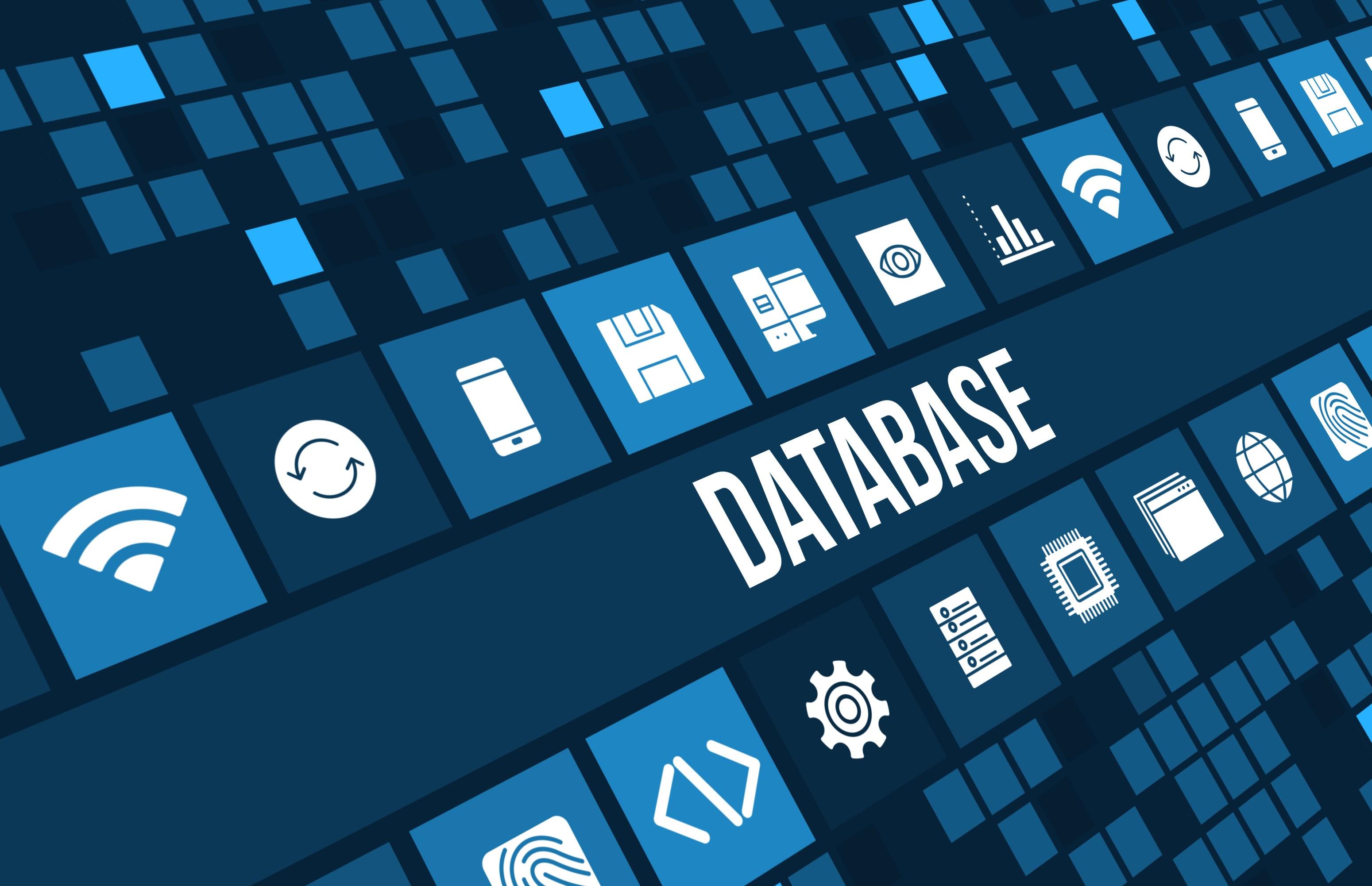 Database là gì? Các loại database hiện nay - Web solutions