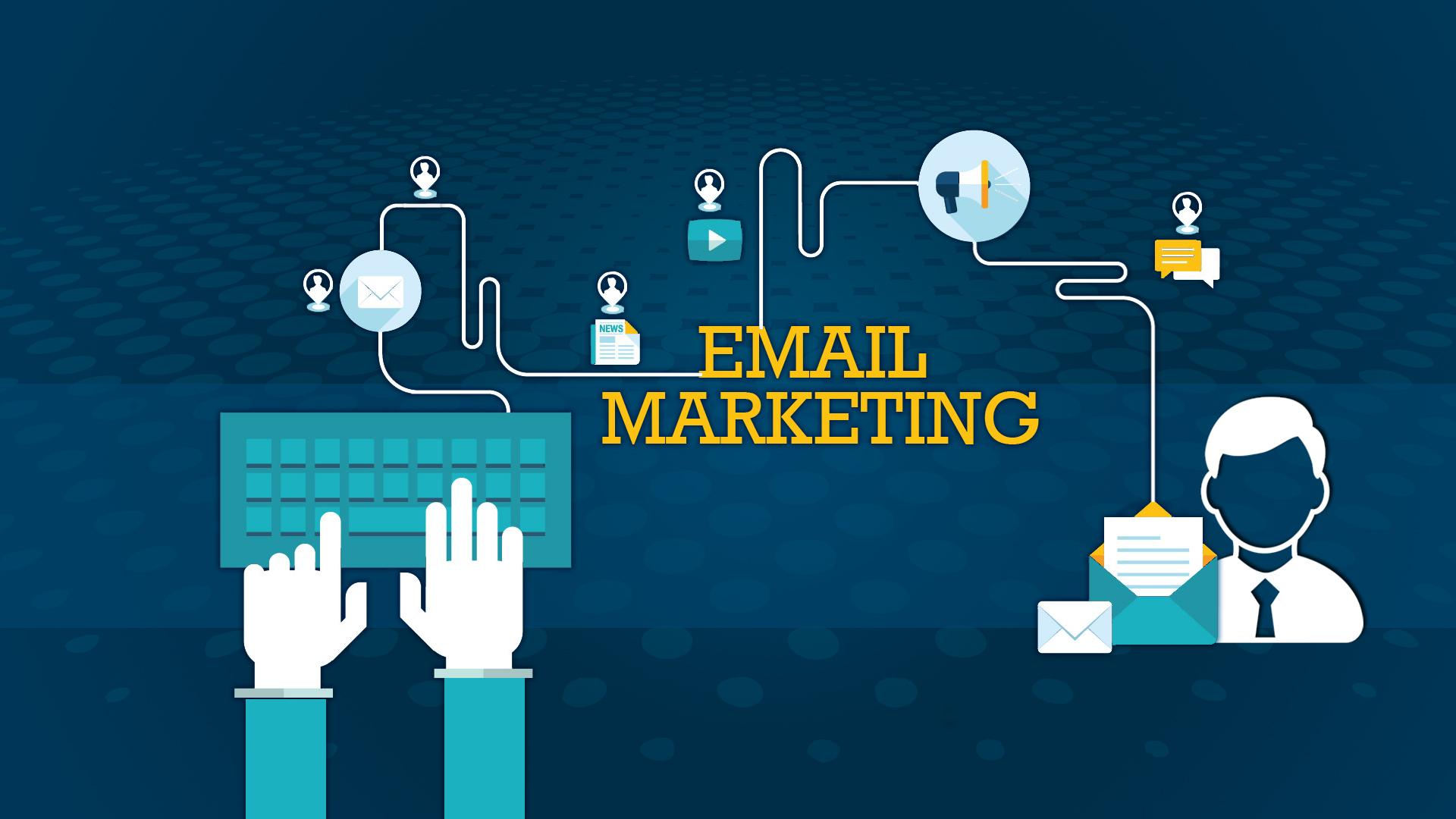 Email Marketing - Chiến lược quảng cáo không thể thiếu trong kinh doanh phụ  tùng ô tô - Vast Media - Giải Pháp Marketing Dành Riêng Cho Ngành Ô tô