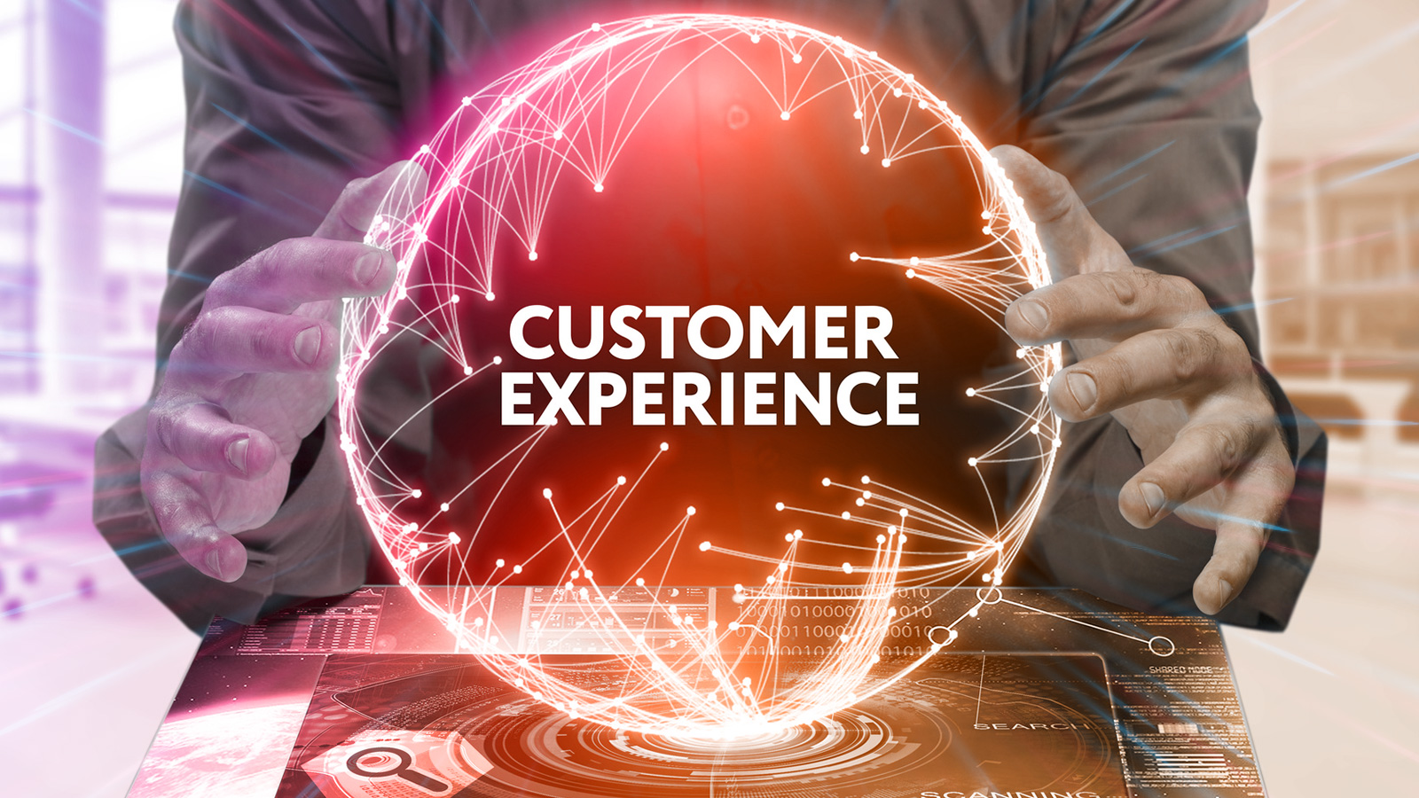 Improving Customer Experience (CX) with Data Visualization (DV)