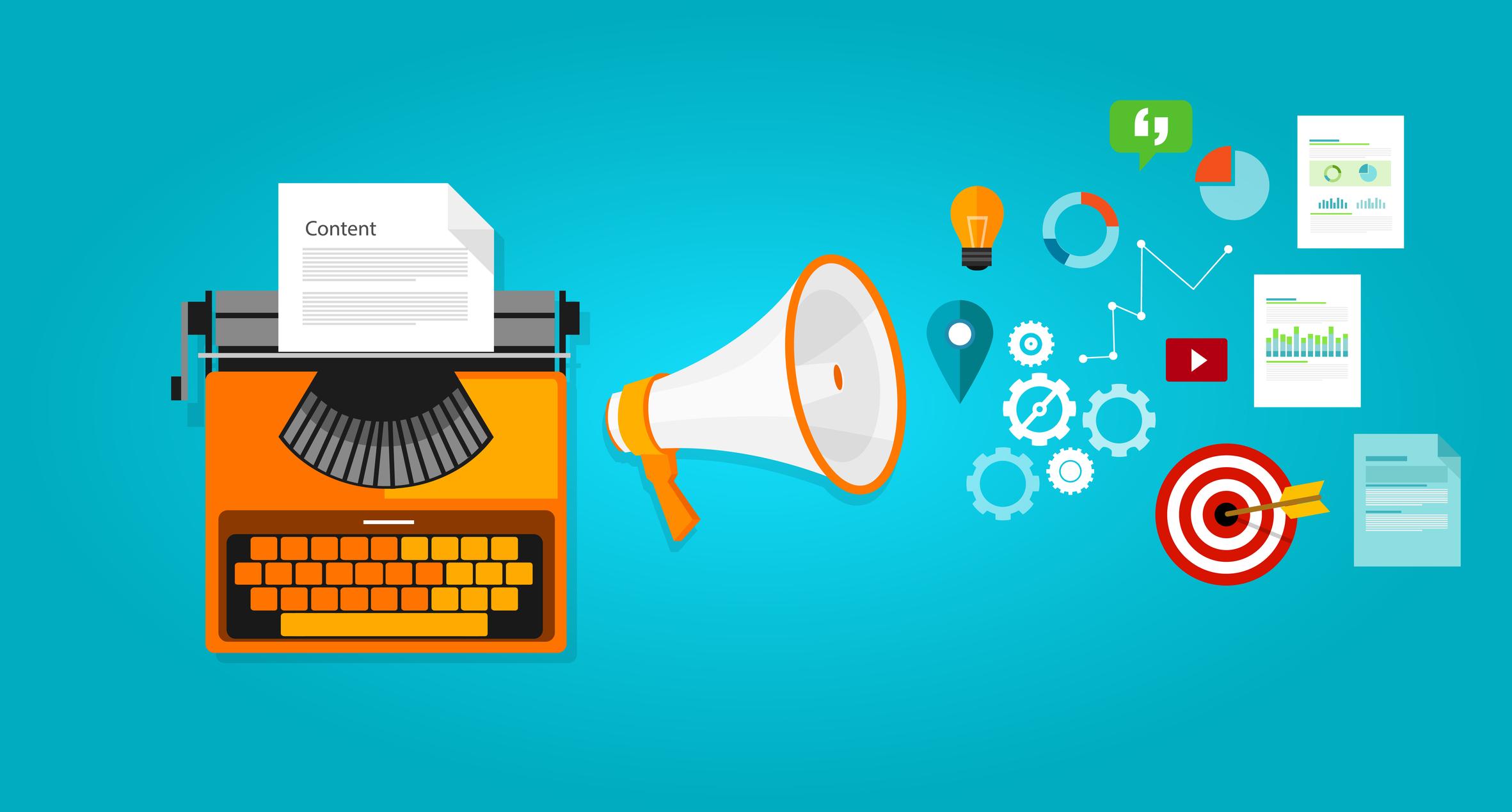 Content marketing kinh doanh hiệu quả - Kiến thức SEO A -Z