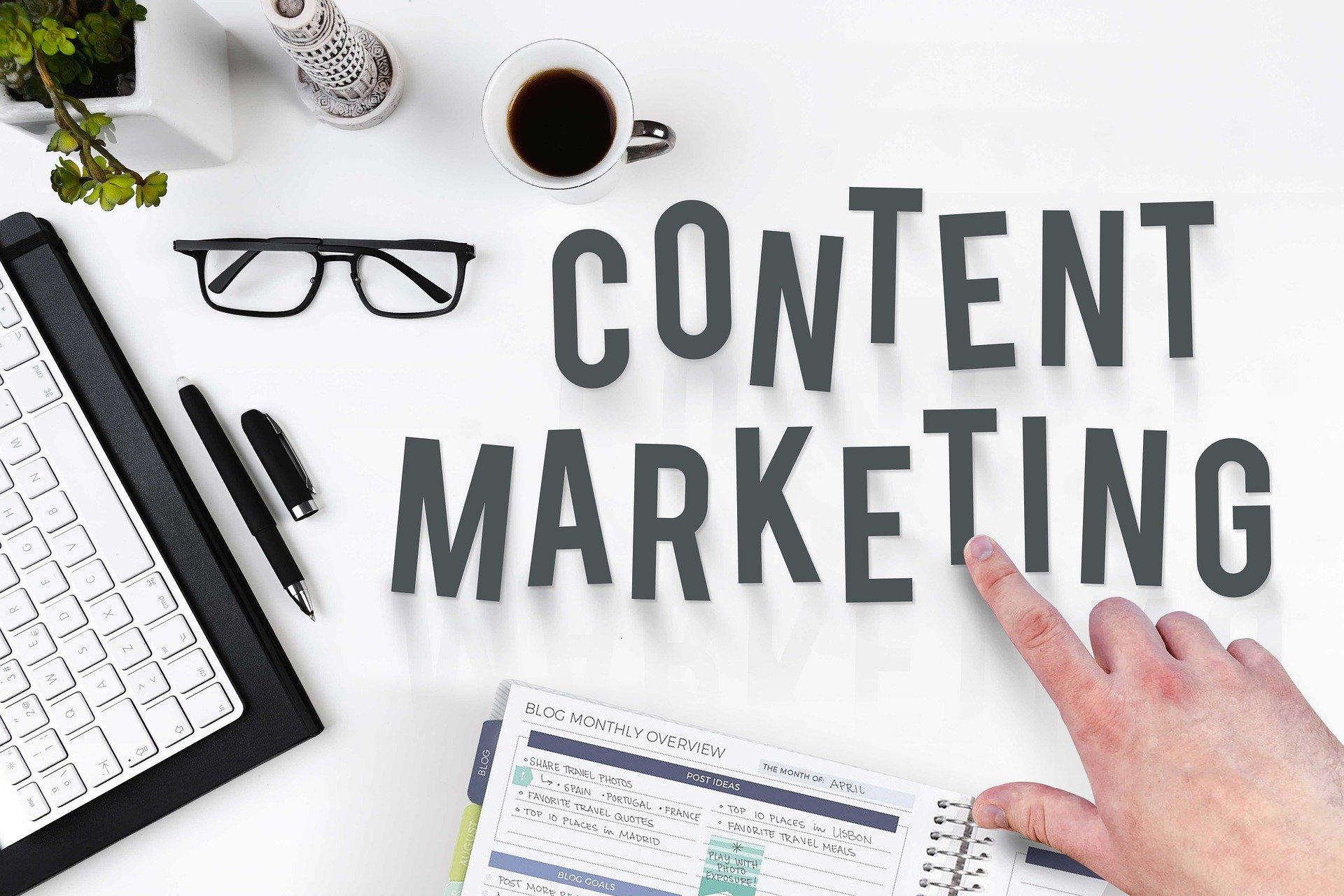 Content Marketing kinh doanh bạn cần biết