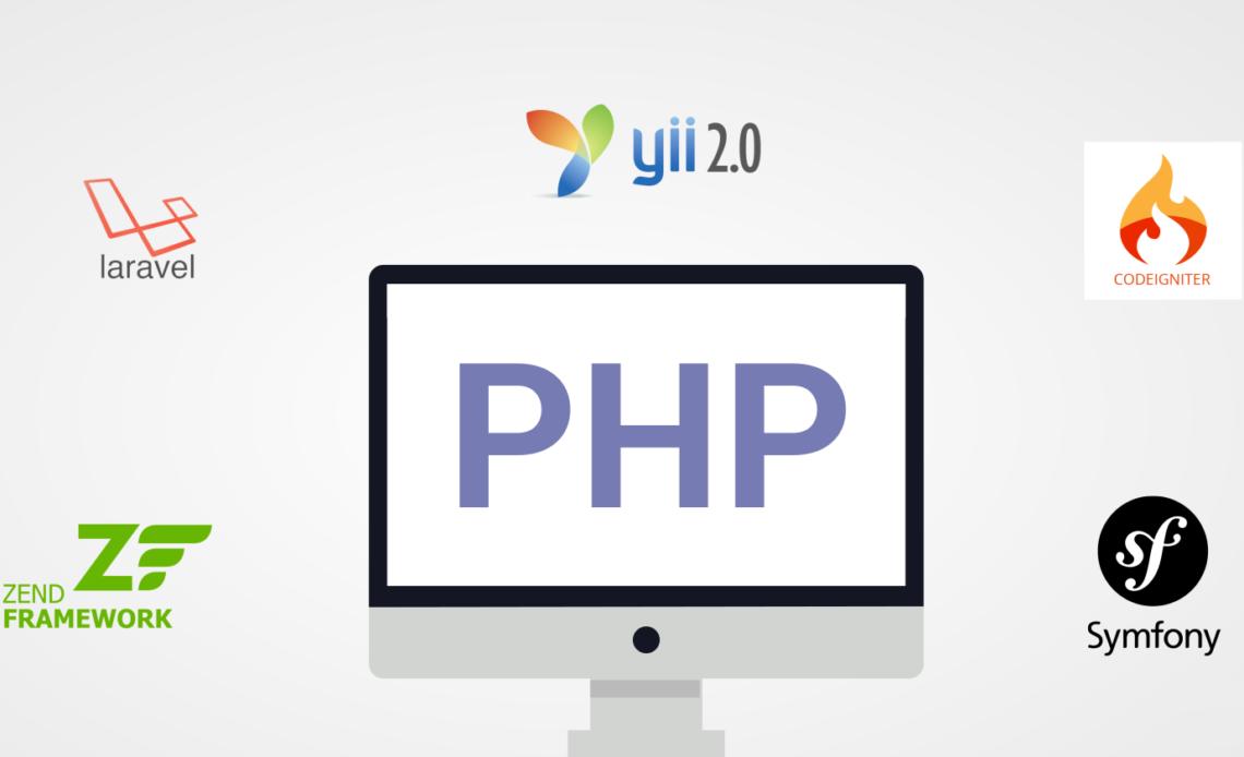 Top 5 PHP Framework nổi tiếng nhất dành cho Developer
